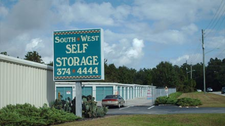 South West Self Storage, Inc. - Gainesville FL 32608