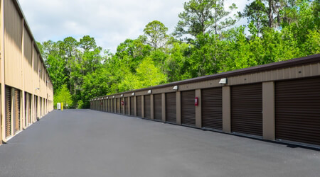 Gainesville Self Storage Units Personal Mini Storage 441