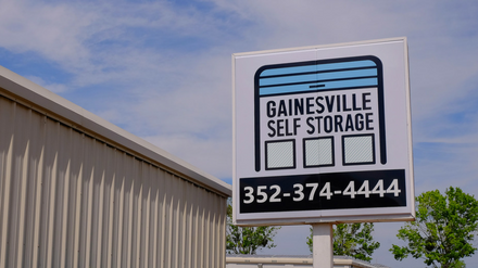 Gainesville Self Storage Units South West Self Storage